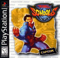 Box artwork for Rival Schools.