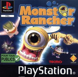 Box artwork for Monster Rancher 2.