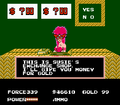 Clash at Demonhead NES Susie's exchange.png