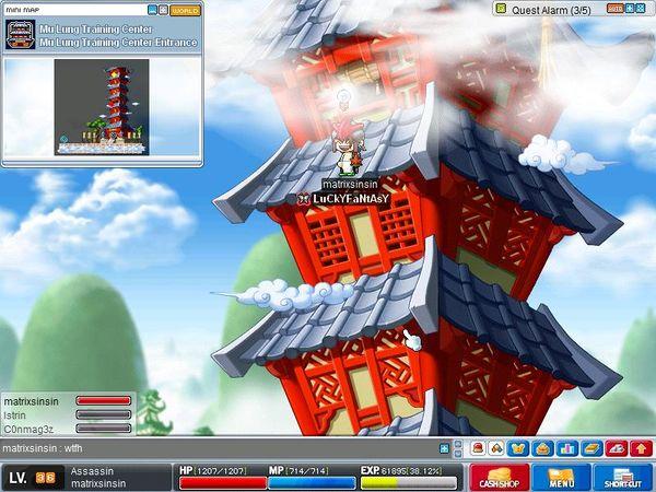 MapleStory/Mu Lung Dojo — StrategyWiki, the video game walkthrough
