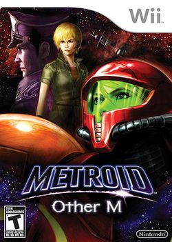 Box artwork for Metroid: Other M.