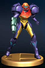 Samus (Gravity Suit) - Brawl Trophy.png