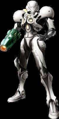 Image result for Samus Aran Light Suit