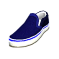 S Gear Shoes Blue Slip-Ons.png