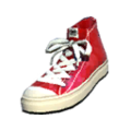 S Gear Shoes Red Hi-Tops.png