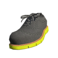 S2 Gear Shoes Gray Yellow-Soled Wingtips.png