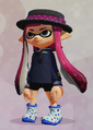Classic straw boater + blue sailor suit + bubble rain boots.png