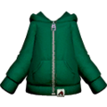 S Gear Clothing Green Zip Hoodie.png