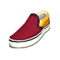 S Gear Shoes Red Slip-Ons.png