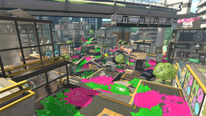 The Reef Inkipedia The Splatoon Wiki
