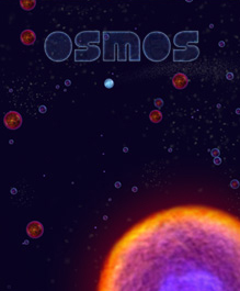 Box artwork for Osmos.