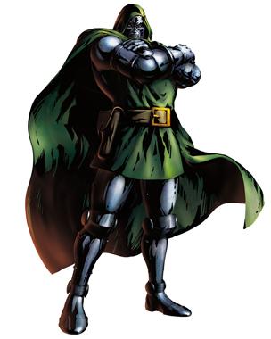 Marvel vs. Capcom/Characters/Doctor Doom — StrategyWiki ...