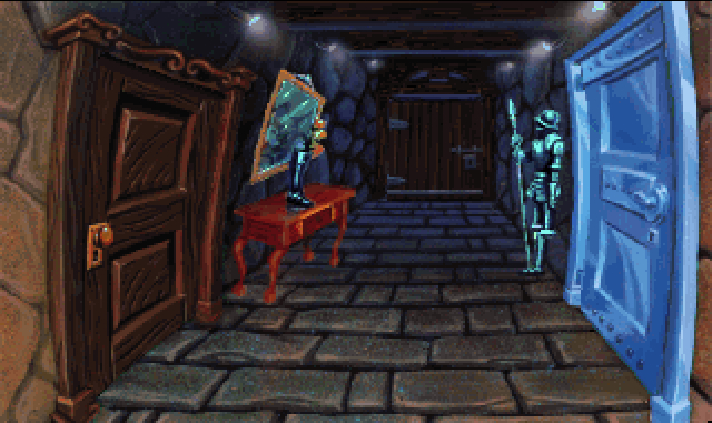The Castle Of Dr Brain Front Hall Strategywiki The