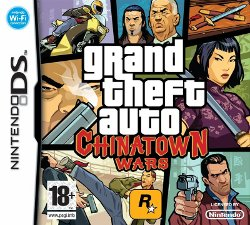 Box artwork for Grand Theft Auto: Chinatown Wars.