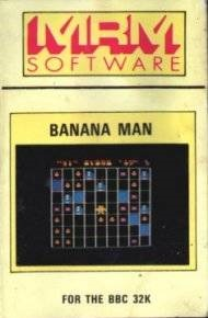 Box artwork for Bananaman.
