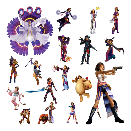 Gamer Guides - Bikanel / Chapter 3 / Final Fantasy X-2 HD ...