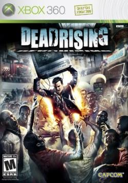 Box artwork for Dead Rising.
