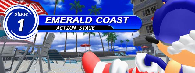 Sonic Adventure/Sonic/Emerald Coast — StrategyWiki, the ...
