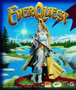 Box artwork for EverQuest.