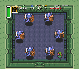 The Legend of Zelda: A Link to the Past/Eastern Palace