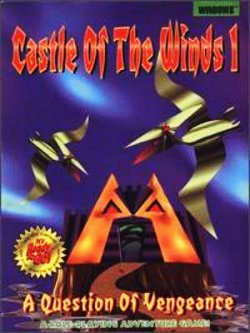 Box artwork for Castle of the Winds.