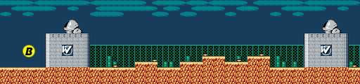 Mega Man 2 map Wily Stage 1B.png