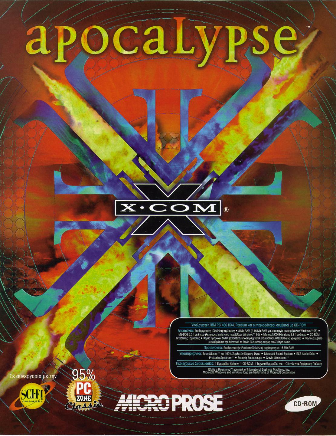 X-COM: Apocalypse — StrategyWiki, the video game ...