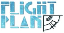 Flight-Plan's company logo.