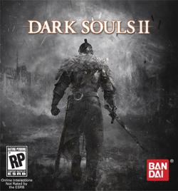 Box artwork for Dark Souls II.