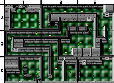 Metal Gear Nes Building 5 Strategywiki The Video Game