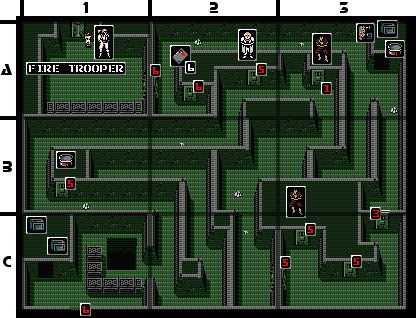 Metal Gear B2 Basement Strategywiki The Video Game