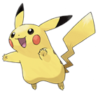 Pikachu, one of the most popular Pokémon