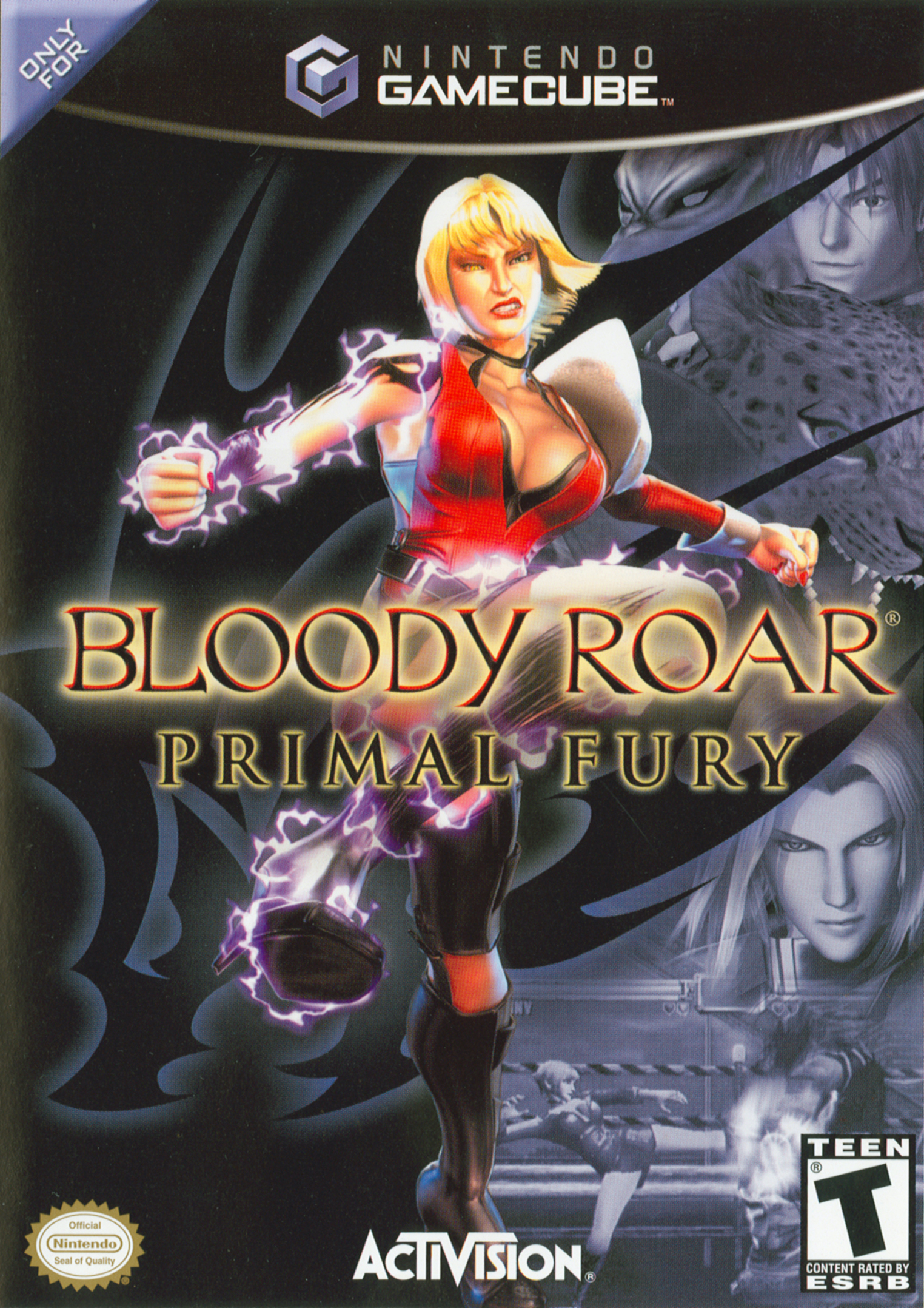 Series Release Date >> Bloody Roar: Primal Fury — StrategyWiki, the video game walkthrough and strategy guide wiki