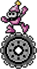 Mega Man 2 enemy Pie Robot.png