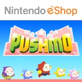 Box artwork for Pushmo.