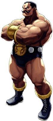 Ryu vs chun li - 1 part 5