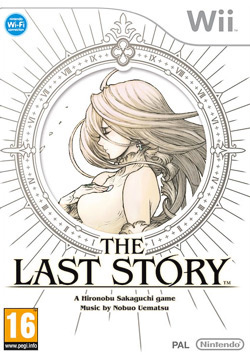 Box artwork for The Last Story.