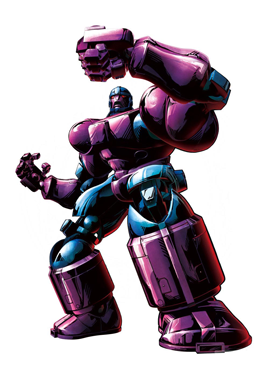 Marvel vs. Capcom/Characters/Sentinel - StrategyWiki, the ...