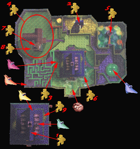 Banjo-Kazooie Mad Monster Mansion Jiggies and Jinjos.png