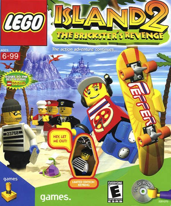 Lego Island  Gbc