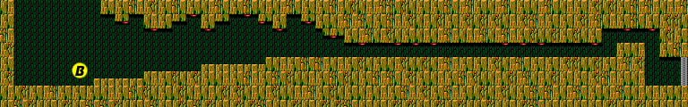 Mega Man 2 map Wily Stage 6B.png
