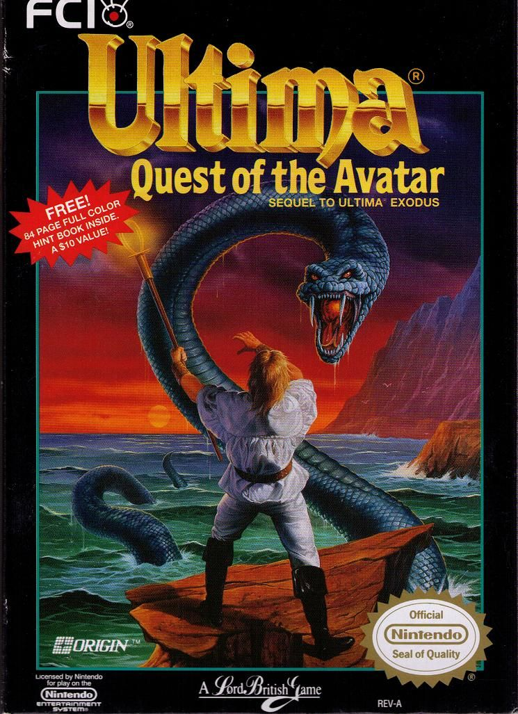 Ultima Iv Quest Of The Avatar Nes Strategywiki The