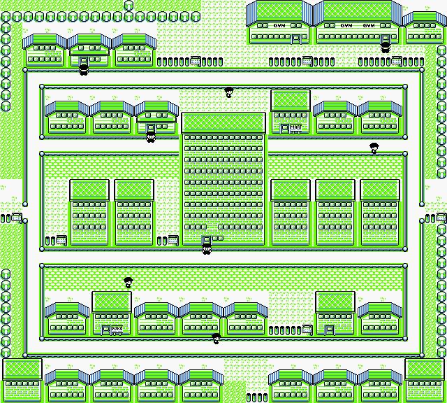 Pokemon Yellow Cinnabar Island Cave Map
