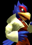 Super Smash Bros. Melee/Falco — - 23.3KB