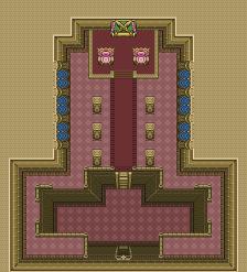 zelda a link to the past castle