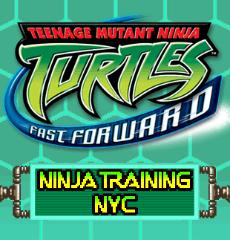 Series Release Date >> Teenage Mutant Ninja Turtles Fast Forward: Ninja Training NYC — StrategyWiki, the video game ...