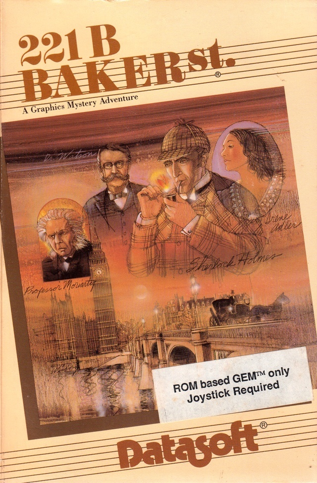 221 B Baker St. — StrategyWiki, the video game walkthrough ...