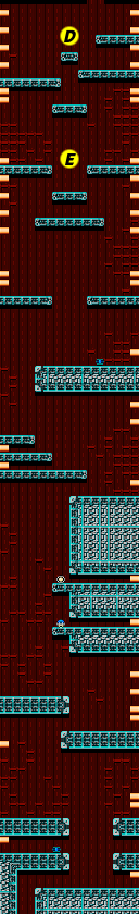 Mega Man 2 map Quick Man C.png