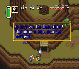 The Legend Of Zelda A Link To The Past Death Mountain