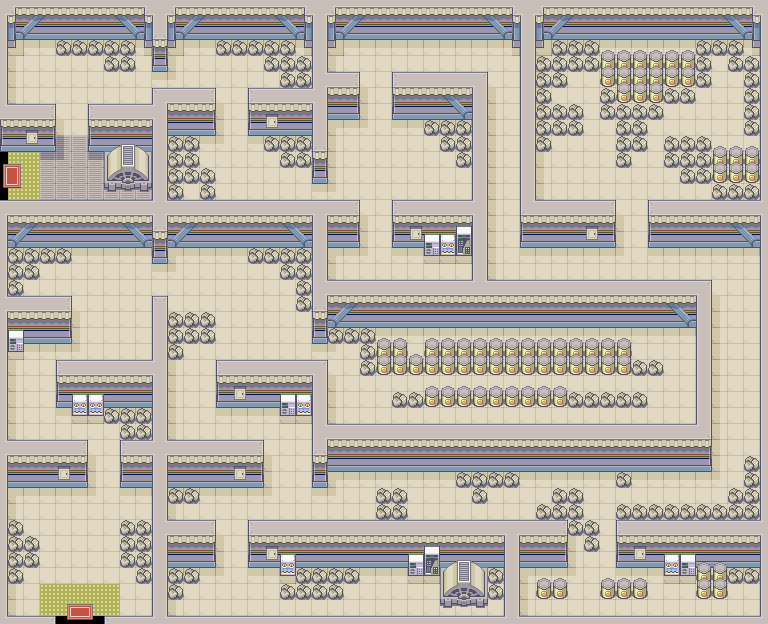 Pok 233 Mon Firered And Leafgreen Power Plant Strategywiki The Video Game Walkthrough And